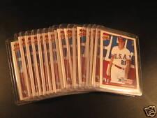 Lot of (16) 1991 Topps #45T Jason Giambi Rookies MINT
