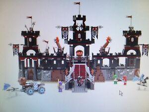Lego Castle: Knights Kingdom II - Vladek's Dark Fortress - 8877