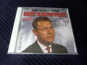 CD Bert Kaempfert Seine Größten Erfolge HONOS Polydor Best Of Greatest Hits NEU