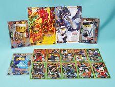 Lego Ninjago Serie 4 Trading Card Game Limitierte Auflage aussuchen LE