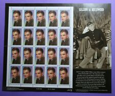 3329  US... James Cagney - Actor...  Never Hinged Sheet  issued year 1999