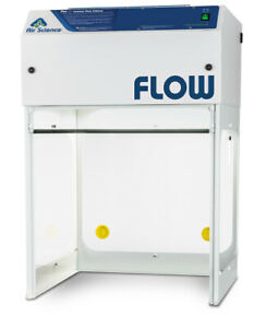 """Vetrical Laminar Flow Cabinet- 24"""" / 610mm Wide Flow Hood, New with HEPA Filter"""