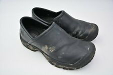 Keen Men's Utility PTC Slip-On II Black Size US 8 EU 40.5 Used