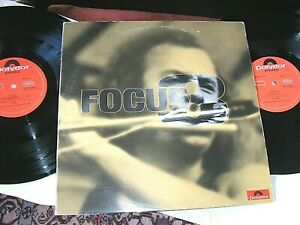 FOCUS  -        Focus 3,         ORIGINAL 1972 UK DOUBLE-LP.....DECENT COPY