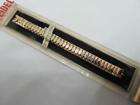 SPEIDEL Ladies Vintage Stretch Gold Filled Watch Band..NewOldStock