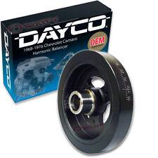 Dayco Harmonic Balancer for 1968-1976 Chevrolet Camaro 5.7L V8 - Engine gz