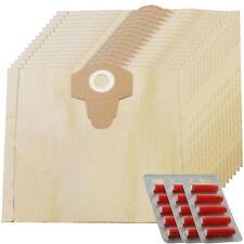FRESCO 5 x TITAN Sacchetti per aspirapolvere Hoover Sacchetto 16L 20L 30L 40L