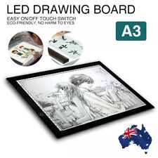 A3 LED Light Box Pad With Scale Drawing Board Tracing Design Copy Lightbox