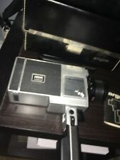 Vintage Argus 708 Super Eight 8 Video Movie Camera - Great Shape