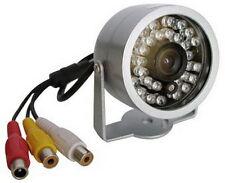 Camera de Surveillance Infrarouge Extérieure avec Audio VidéoSurveillance