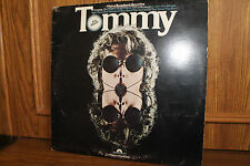 TOMMY The Movie Soundtrack  2lp Polydor PD-2-9502 1975 VG+/VG+