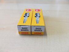 3,75 €/pce 2 ngk br8es Bougie d'allumage Kawasaki 750 SX fer ZXI js750 jh750