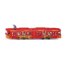"Siku 1615 tram ""Francfort"" silhouette rouge NOUVEAU! °"