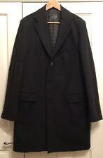 PAL Zileri Lab Hombre Abrigo Negro. Talla 52/medio.
