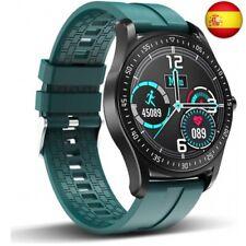 HopoFit Smartwatch,Reloj Inteligente para Hombre y Mujer.Compatible con  (Green)