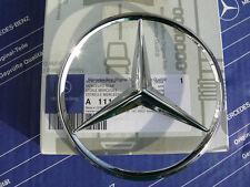 Original Mercedes Heckdeckel-Stern W111 Coupé und Cabrio NEU! NOS!