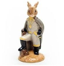 Shérif de nottingham db265 par Royal Doulton Bunnykins le Robin des bois collection