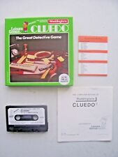 CLUEDO Murder at Blackwell Grange Commodore 64