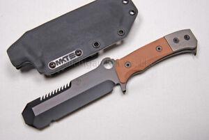 Medford Knife USMC EOD w/ CPM-3V (PVD) & Coyote G10   (314)