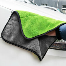 Car Wash Towel, water absorption with double-sided fiber coral velvet wipe towel