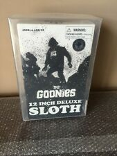 The Goonies Sloth SDCC Mezco Deluxe 12 Inch Figure Rare 2008 AFA 70 WOW LOOK!