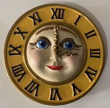 FAO Schwarz Big Clock Face Refrigerator Magnet - Collectible - Free Shipping!