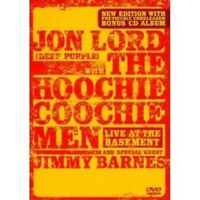"""LORD JON """"LIVE AT THE BASEMENT"""" DVD+CD NEW+"""