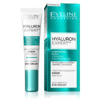 Eveline ANTI AGEING EYE CREAM Hyaluron Expert life stem cells Anti Wrinkle