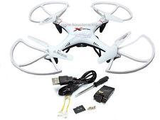 DRONE QUADRICOTTERO AIRCRAFT VIDEOCAMERA 2.4GHZ 360° QUADCOPTER 500 MAH  HIMOTO
