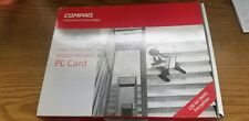 New - Compaq Wl110 Wireless Lan Pc Card mbps