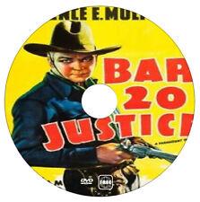 Bar 20 Justice - Western - William Boyd, George 'Gabby' Hayes - 1938 - DVD
