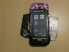 Doctor Who Limited Edition Electro-Luminescent Watch