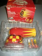 Vtg USB Dream Cheeky Missile Launcher Circus Cannon with Rockets & Net