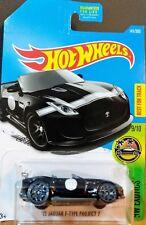 Hot Wheels - Hw Exotics 9/10 '15 Jaguar F-Type Project 7 141/365 (Dvb12-D9B0F)