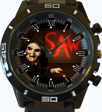 BILLY IL SAW PUPPET NUOVA GT SERIES Sports Unisex Orologio Regalo