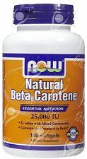 Natural Vitamin A, Beta Carotene, 25000iux180softgels;-  SUPERSELLER!!!