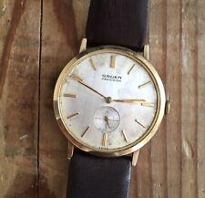 Vintage Gruen Watch - Swiss - Men's - 10k Good Filled