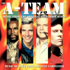 RARE The A-Team Music from the Original Television Score [OOP] George Peppard