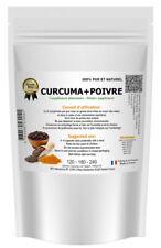 240G Contribue à une meilleure digestion curcuma & poivre noir D45
