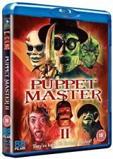 PUPPET MASTER 2 - Blu Ray Disc -