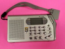 1970S/80S KCHIBO KK-C55 FM/MW/SW DIGITAL RADIO