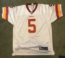 AUTHENTIC ON FIELD DONOVAN MCNABB WASHINGTON REDSKINS JERSEY SIZE 52 #5 SEWN NEW