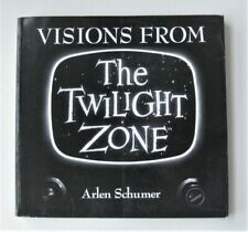 Visions from the Twilight Zone by Arlen Schumer (1990, Paperback)