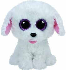 TY BEANIES PIPPIE the DOG 15cm SOFT TOY