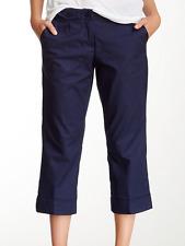 Da-Nang Cropped Pant Navy 4 NWT $194