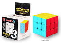 Kids Cube Fun Original Toy Magic Mind Game Classic Adult Puzzle Brain Teaser 3x3
