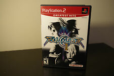 Soul Calibur II  (Sony PlayStation 2, 2003) *Tested/Complete