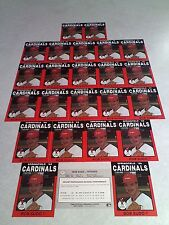 *****Bob Sudo*****  Lot of 24 cards / Baseball