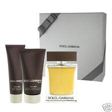 Dolce & Gabbana The One for Men EDT 100 ml + ASB 75 ml + SG 50 ml (man)