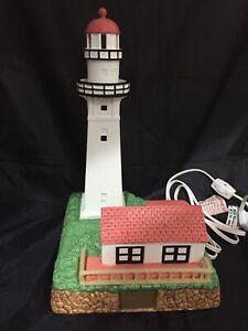 1998 Lefton Historic American Lighthouse Collection, Diamond Head, HI 11570